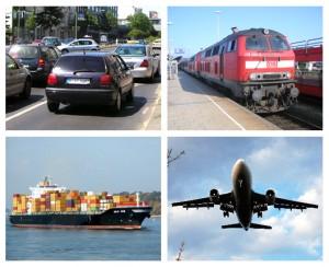 Logística y transporte en Turquía y Brasil