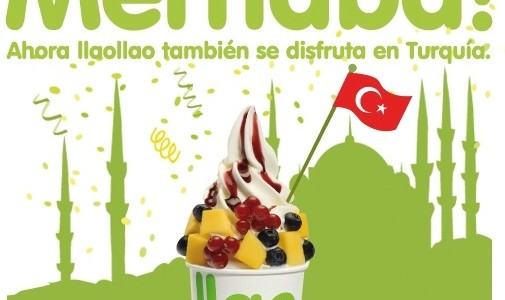 <!--:ES-->La franquicia española Llaollao aterriza en Turquía<!--:--><!--:en-->The Spanish franchise Llaollao lands in Turkey<!--:-->