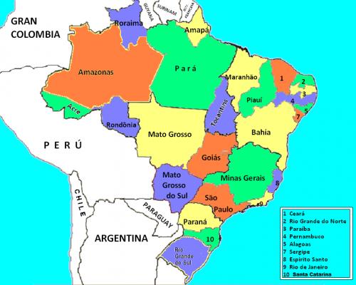 "Diga ""Si"" a Brasil"