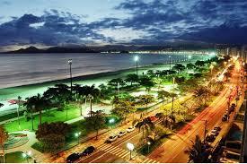 FGV participa en la puesta en servicio del tranvía de Santos (Brasil)