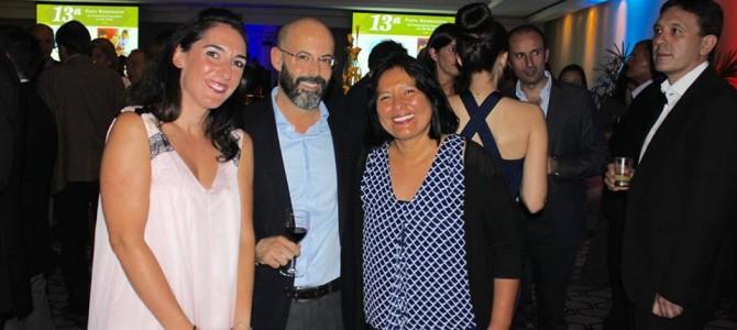 Fiesta benéfica de la comunidad española en Sao Paulo